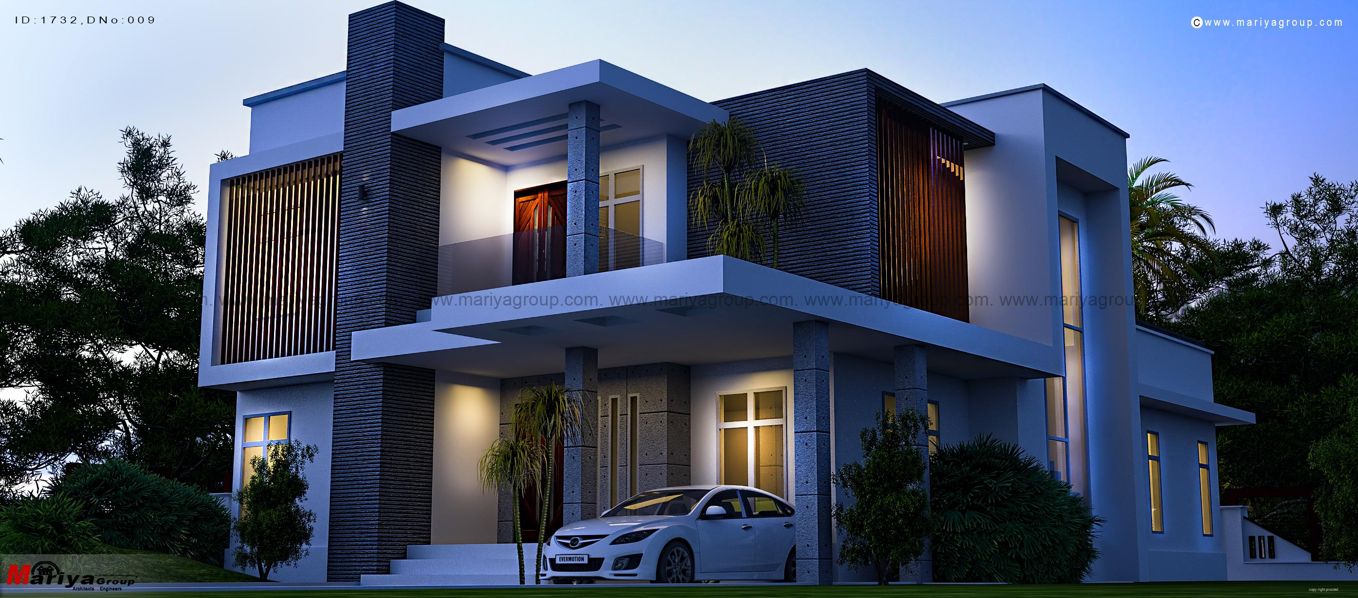 Green building architecture green building architecture kerala mariya for Architecture design for home in india free