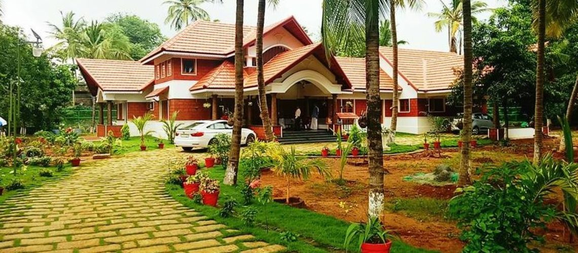 Traditional houses in Kerala with the leading architect in Kerala