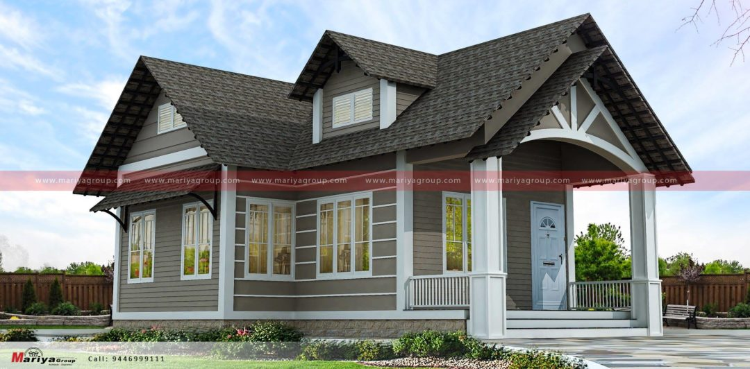 Budget home plans in kerala budget home plans kerala for Tips for building a house on a budget
